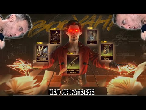 FREE FIRE.EXE | NEW UPDATE.EXE