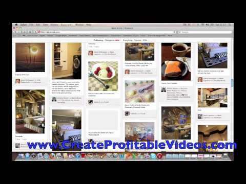 Pinterest Tutorial: How to Add a YouTube Video to Pinterest (part 1)