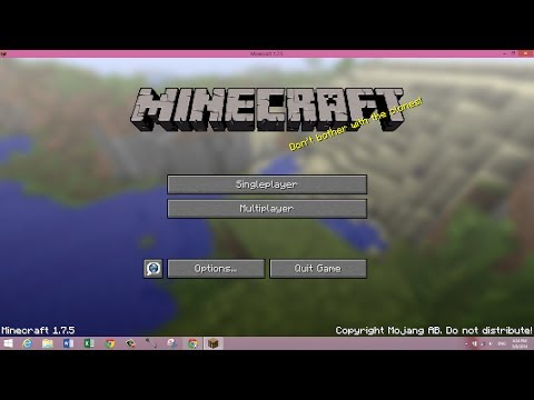 How To Get Minecraft 1.8 For Free On PC! Full Version!