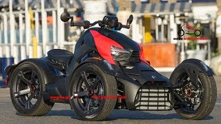 6. 2019 Can-Am Ryker Rotax 900 Ace Powered | 2019 Can Am Ryker Rally Edition