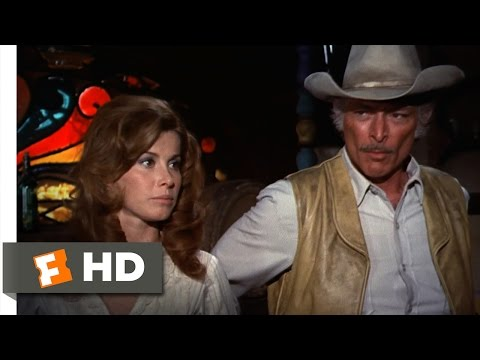 The Magnificent Seven Ride! (10/12) Movie CLIP - Pick Your Partners (1972) HD