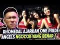 Video DIKOCOKIN SIVA APRILLIA!! SUPERHOT-ONEPRIDE ANGELS!!! VLOG #KOKORHOMEDAL