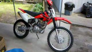 3. 2008  Honda CRF230F Startup