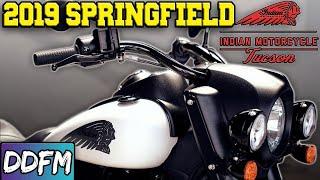 4. Is The Springfield Darkhorse WHITE SMOKE BADASS?!? Heck YES!! Indian Motorcycle Tucson