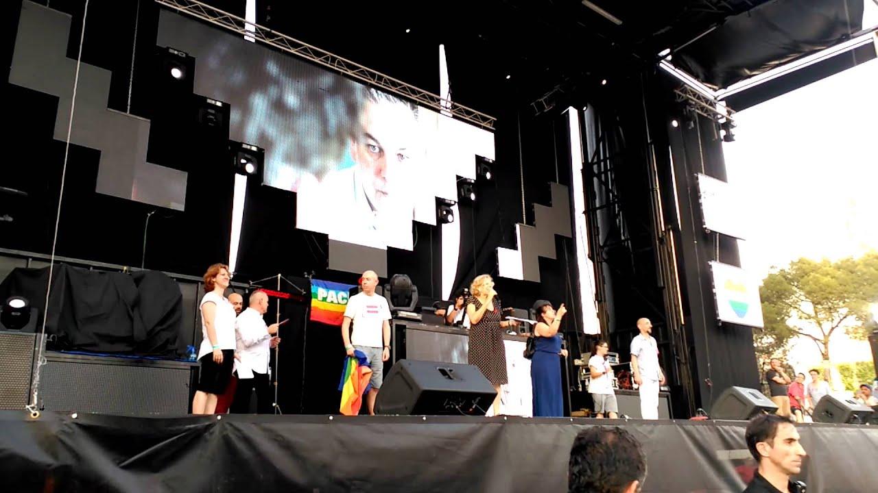 MANUELA CARMENA – ORGULLO 2015