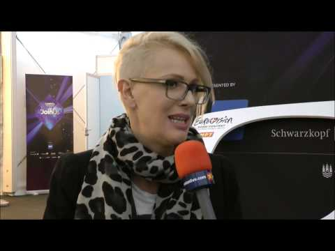 F.Y.R. Macedonia 2014: Interview with Tijana Dapcevic