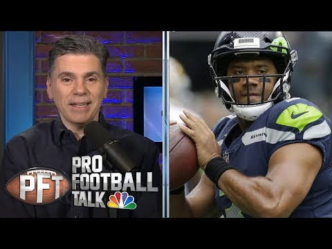 Video: Russell Wilson could end up on Giants, replace Eli Manning | Pro Football Talk | NBC Sports