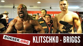 Video Weigh-in: Vitali Klitschko vs. Shannon Briggs MP3, 3GP, MP4, WEBM, AVI, FLV Oktober 2018