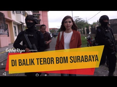 Pengakuan Anak Pelaku Bom Surabaya