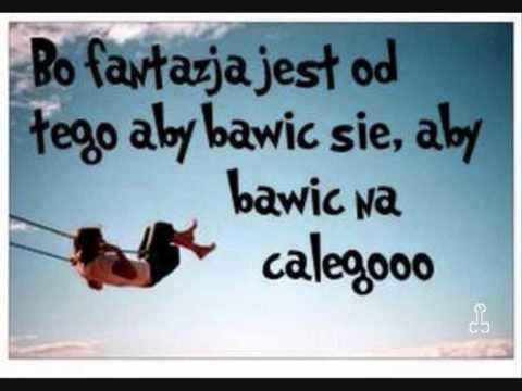 Tekst piosenki Cliver - Fantazja po polsku