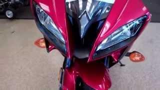 7. All New 2011 Yamaha R6 - YZF-R6 - Santa Rosa Powersports