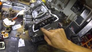 4. 2004 - 2007 Honda CBR 1000rr Valve Cover Gasket  Replacement