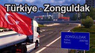 Zonguldak Turkey  city photos gallery : Euro Truck Simulator 2 Türkiye Haritası Zonguldak (Beta v2.7)