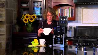 PerfecTemp® 14 Cup Coffeemaker Demo Video Icon