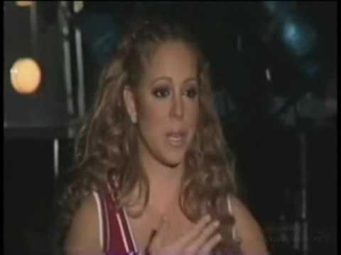 MARIAH CAREY comments on her VOICE
