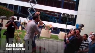 Arab Idol - تجارب الأداء في دبي