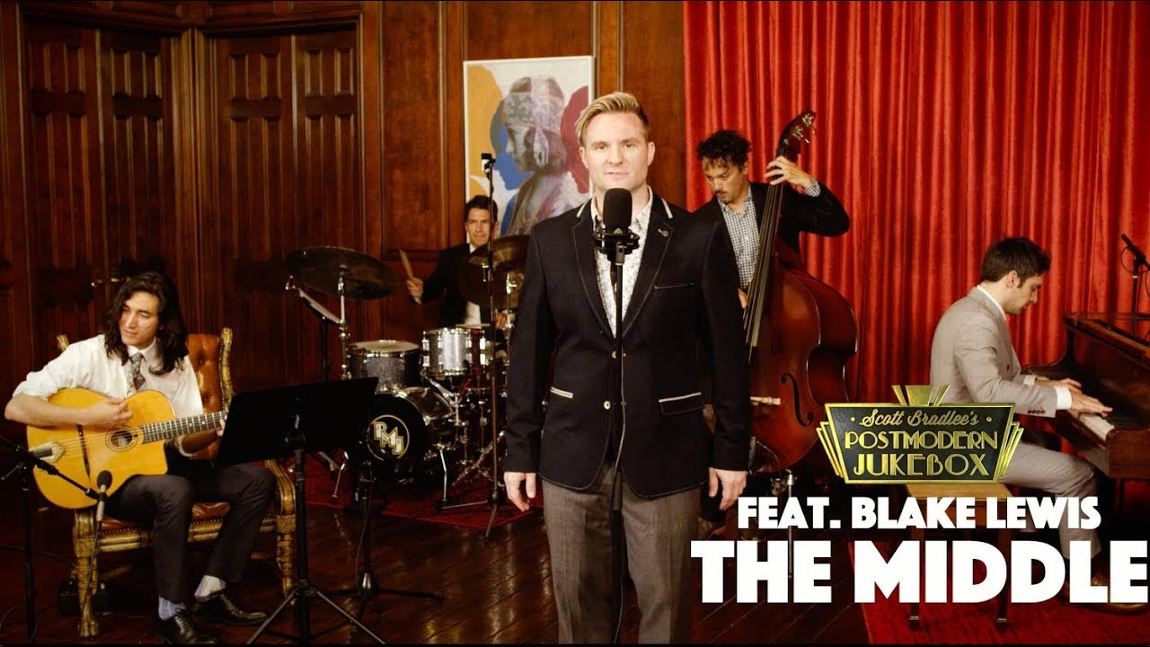 The Middle – Jimmy Eat World (Bobby Darin Style Cover) ft. Blake Lewis