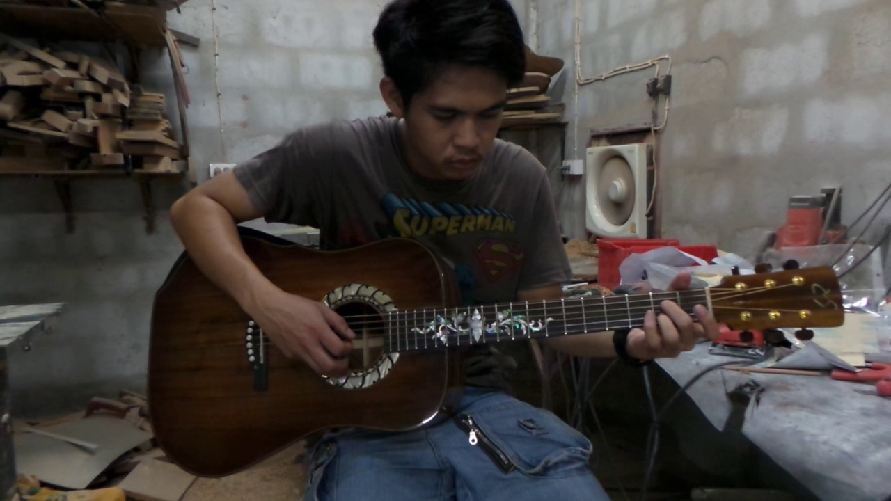 Rainy Day – TLE Mody Guitar Acoustic