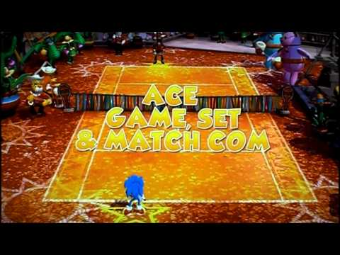 Sega Superstars Tennis Playstation 2