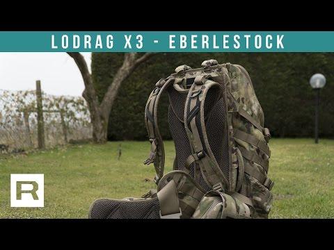 Zaino Militare Lodrag X3 - Eberlestock