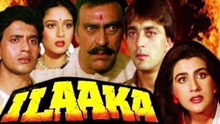 Video Ilaaka Full Movie | Sanjay Dutt Hindi Action Movie | Mithun Chakraborty | Madhuri Dixit MP3, 3GP, MP4, WEBM, AVI, FLV Februari 2019