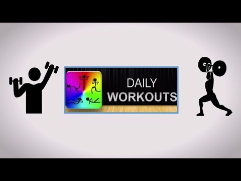 daily app - Your own personal trainer wherever you are! -Abs, arms, cardio, legs & full body workouts -Effective 5 to 30 minute workouts -Designed specially for women Sp...