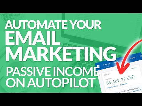 Why Automate Your Email Marketing: Passive Income On Autopilot With Your List #BSI 34
