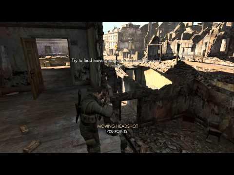 sniper elite v2 wii u test