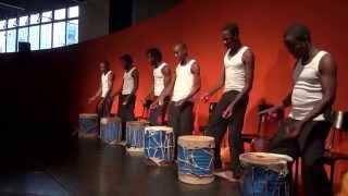 Maputo Mozambique  city pictures gallery : MAPUTO MOZAMBIQUE par les Cies Thomas Guérineau et Les Jongleurs du Mozambique, le 11 déc. 2014
