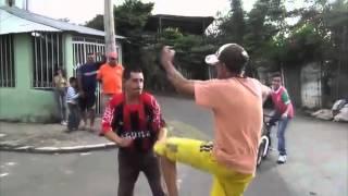 Funniest drunk fight EVER