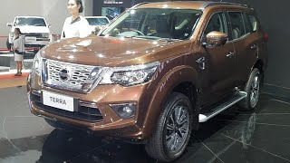Video In Depth Tour Nissan Terra VL 4x4 #GIIAS2018 - Indonesia MP3, 3GP, MP4, WEBM, AVI, FLV Desember 2018