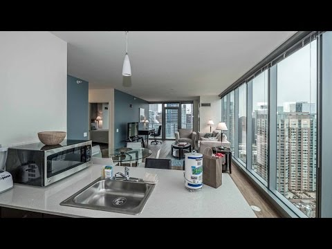 Furnished apartments at Coast from Suite Home Chicago
