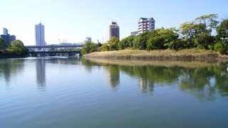 雁木タクシー、広島の街を川からパノラマビュー