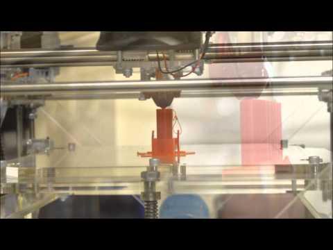 Video Printer 3D RapMan 3.2