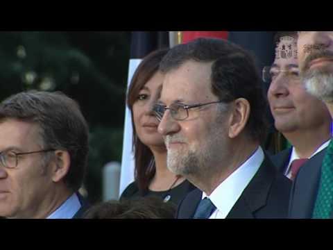 Mariano Rajoy preside la VI Conferencia de Presidentes en el Senado