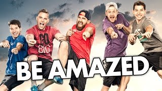 Video YOU WILL BE AMAZED Ft. Dude Perfect MP3, 3GP, MP4, WEBM, AVI, FLV Januari 2018