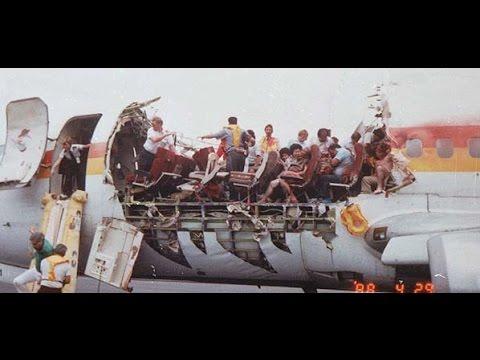 Aloha Airlines Flight 243 Re-creation