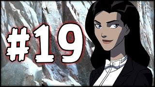 Young Justice Legacy - Part 19 - Zatanna joins the Young Justice!