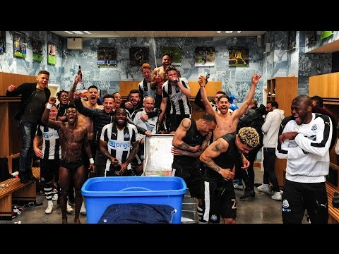 Video: BEHIND THE SCENES | Newcastle United clinch promotion