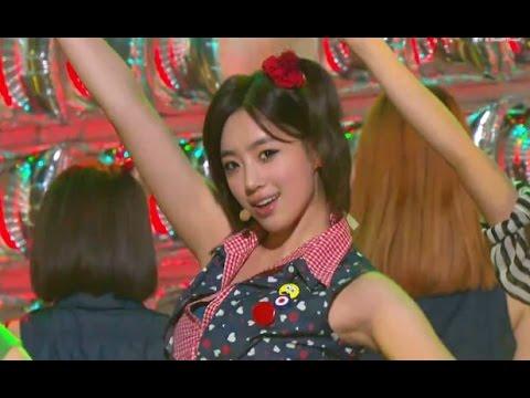 T-ARA – Roly Poly, 티아라 : 롤리폴리, Music Core 20110716