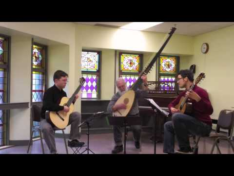 VCM Faculty Play Vivaldi