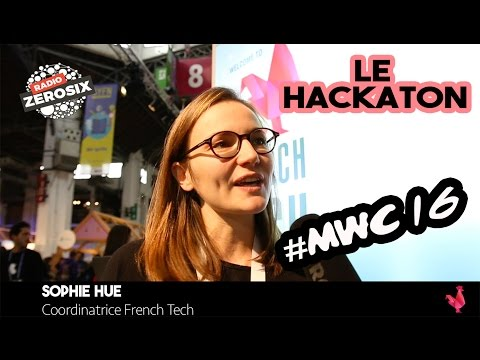Hackathon French Tech au #MWC16 !