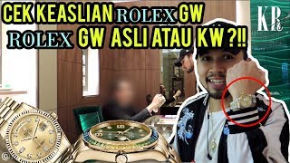 Video ROLEX GW KW ATAU ASLI ??! CEK KE ROLEX STORE MP3, 3GP, MP4, WEBM, AVI, FLV November 2018