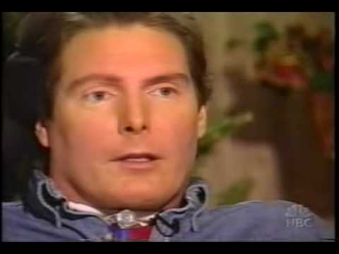 Reeve - Christopher Reeve - reports on Reeve's Death (10-11-04) Superman.