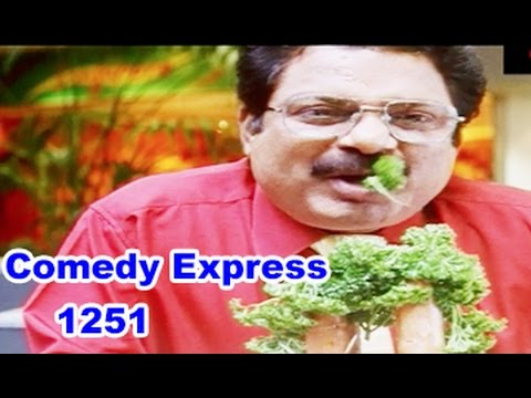 Comedy Express 1251 || Back to Back || Telugu Comedy Scenes