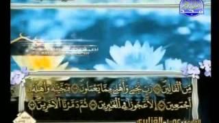 المصحف الكامل برواية ورش  للشيخ عمر القزابري الجزء 19 HD