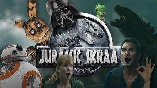 Video Jurassic World: Fallen Kingdom | Weird Trailer PARODY MP3, 3GP, MP4, WEBM, AVI, FLV Maret 2018