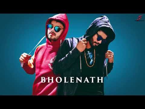 BHOLENATH ||SUMIT GOSWAMI Ft. Young Blood Music.  ||HARYANVI NEW DESI SONG||