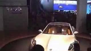 Fisker Unveils The New Karma At Detroit Auto Show