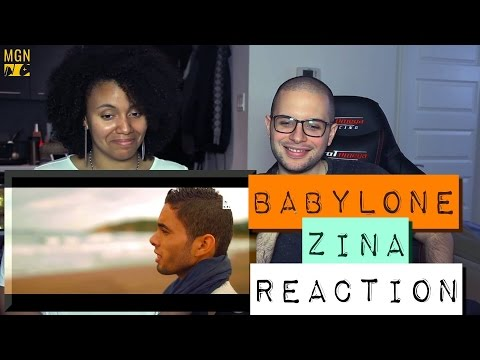 Video Babylone - Zina Reaction download in MP3, 3GP, MP4, WEBM, AVI, FLV January 2017